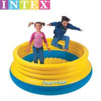 充气游泳池婴儿宝宝家用室内彩色球戏水池 海洋球池儿童