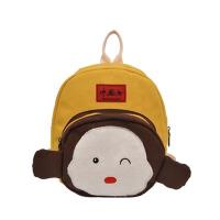 书包女韩版原宿学生背包卡通可爱帆布 校园双肩包