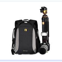 相机包单反包户外轻便双肩摄影包佳能尼康包A2903s6 黑色