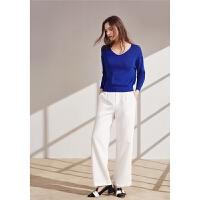 [36-201]新款女装毛衣打底上衣针织衫0.22