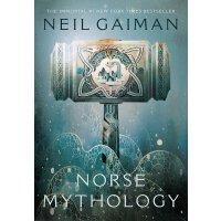 现货英文原版 北欧神话Norse Mythology尼尔盖曼 Neil Gaiman 诸神的黄昏 平装 英文版科幻小说