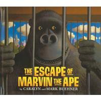 【预订】The Escape of Marvin the Ape 9780756992958