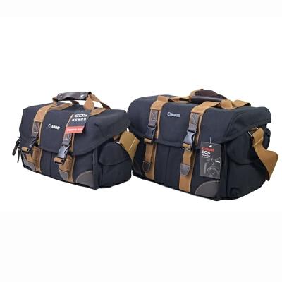 佳能相机包摄影单反帆布包单肩包700D77D60D70D80D6D 6D2 5D3 5D4 发货周期:一般在付款后2-90天左右发货,具体发货时间请以与客服协商的时间为准