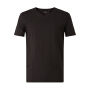 【1件3折价:26.7,可叠券】MECITY男装夏季亲肤轻薄棉混纺弹力修身休闲T恤男士
