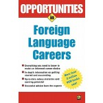 【预订】Opportunities in Foreign Language Careers