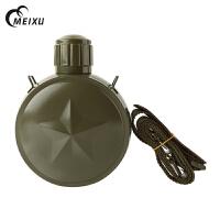 军迷户外旅行军训训练水壶水壶登山保温不锈钢运动水壶