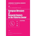 【预订】European Directory of Research Centers in the Fisheries