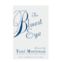 【预订】The Bluest Eye,深蓝的眼睛 Toni Morrison托妮・莫里森作品 英文原版小说