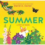 英文原版 夏季:立体书 Summer: A Pop-Up Book David A. Carter