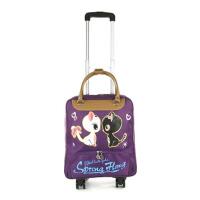 拉杆旅行包女大容量短途旅行可手提休闲男出差登机箱包短途行李袋