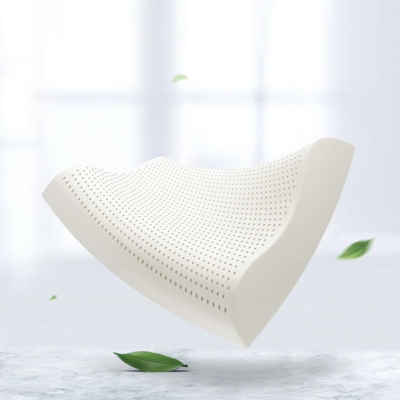 拉芙菲尔 泰国进口天然乳胶枕头 LF拉芙菲尔 泰国进口天然乳胶枕头