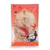 日本 三井宝宝天然小虾干虾皮宝宝辅食拌饭料调味品无防腐剂2件装