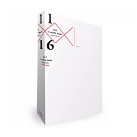 "11×16 XXL STUDIO(2019""美的书"") 刘晓翔 9787558608834 上海人民美术出版社 新华书"