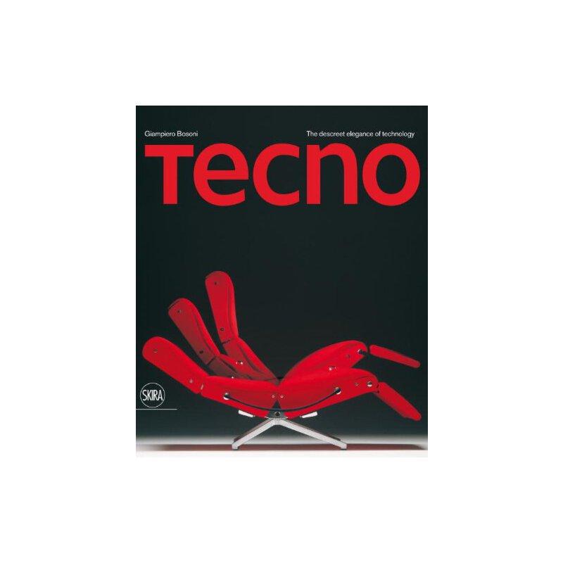 【预订】Tecno: A Discreetly Technical Elegance 9788857209845 美国库房发货,通常付款后3-5周到货!