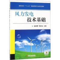 风力发电技术基础 机械工业出版社