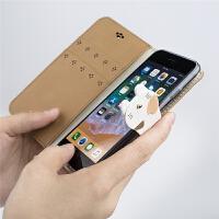 iphone7挂绳苹果6手机壳iphoneX新款个性潮女6s手机皮套全包防摔