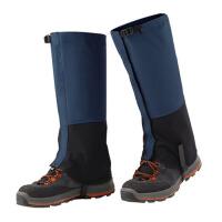 雪套户外登山装备男款儿童滑雪防水护腿脚套女徒步沙漠防沙鞋套