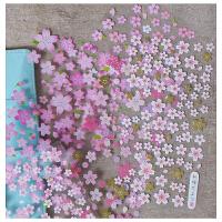 樱花小贴纸 韩国日记手账本装饰贴画 手机diy相册贴画
