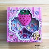 儿童化妆品玩具口红眼影公主彩妆盒安全仿真过家家女孩礼物套