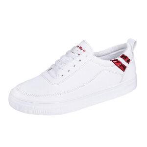 WARORWAR 2019新品YM175-1326四季休闲平底鞋舒适女板鞋休闲鞋小白鞋