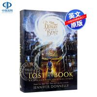 现货 美女与野兽:迷失书海英文原版书 精装收藏版Beauty and the Beast: Lost in a Book
