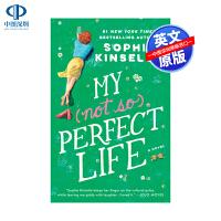 现货英文原版 我不太完美的生活 My Not So Perfect Life 约时报畅销书作者Sophie Kinsel