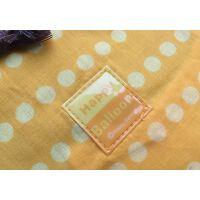 6件日式棉布可爱饭盒抽绳袋 学生儿童便当午餐袋收纳束口袋