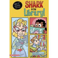 【�A�】Shark in the Library!