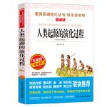 人类起源的演化过程  统编版 快乐读书吧 四年级下册