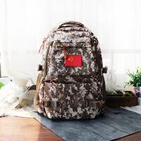 儿童背包旅行小学生男孩子中大童迷彩书包6-12周岁男孩潮个性赖磨