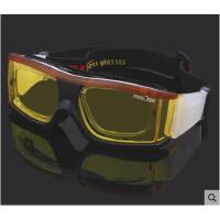 防护眼镜美观可配近视男专业打篮球眼镜夜视运动眼睛足球防雾护目镜