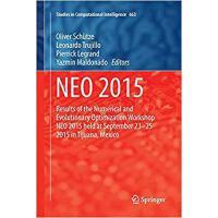 【预订】Neo 2015: Results of the Numerical and Evolutionary Opt