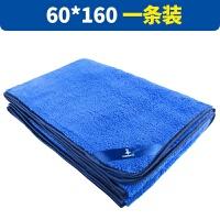 汽车擦车布专用巾大号加厚吸水抹布不掉毛不留痕洗车毛巾套装用品