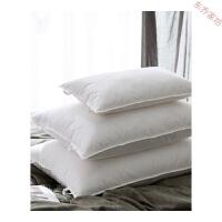 乳胶纤维复合枕芯 慢回弹颈椎护颈枕 单人乳胶颗粒枕头