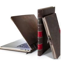 苹果电脑包/13寸/15寸BookBook MacBook Air/pro保护套复古书皮 电脑包