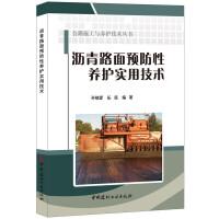 沥青路面预防性养护实用技术・公路施工与养护技术丛书