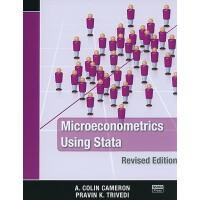 【预订】Microeconometrics Using Stata: Revised Edition