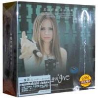艾薇儿专辑 影音珍藏 欧美经典金曲 2CD+1DVD