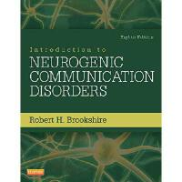 【预订】Introduction to Neurogenic Communication Disorders Y978