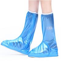 征伐 防雨鞋套 男女高筒长筒防水防雨防雪防滑鞋套加厚耐磨雨雪天鞋套