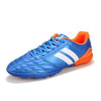 厂家批发品牌运动足球鞋儿童训练世界杯品牌足球鞋透气防滑运动