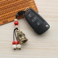手工汽车钥匙挂件黄铜葫芦平安钥匙扣创意挂饰男女款饰品SN1193