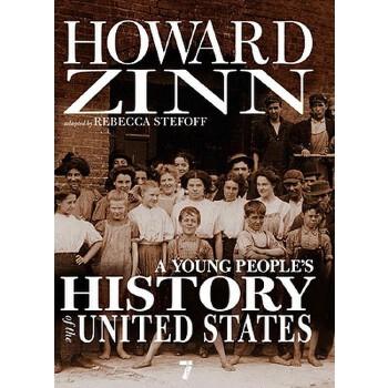 【预订】A Young People's History of the United States  Columbus to the War on Terror 预订商品,需要1-3个月发货,非质量问题不接受退换货。