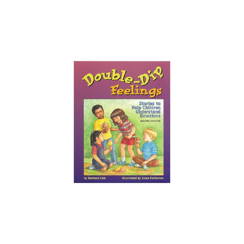 【预订】Double-Dip Feelings: Stories to Help Children Understand Emotions 预订商品,需要1-3个月发货,非质量问题不接受退换货。
