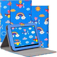 学习机皮套 适用小天才K1早教儿童平板电脑保护套 K1S家教机壳包
