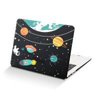 苹果电脑保护壳mac保护壳pro13寸15彩膜MacBook13.3Air/Pro12