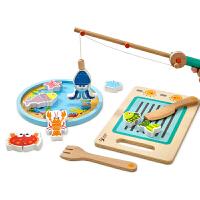 钓鱼切切乐套装2-3-6周岁儿童切水果玩具女孩过家家 钓鱼切切乐