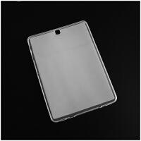 三星Galaxy Tab S2 9.7寸 T815C防摔软壳 t819平板电脑保护套 T810 清水套+钢化膜+金属支
