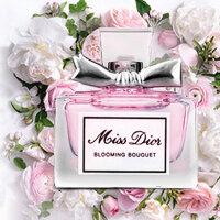 迪奥(Dior)香水花漾甜心小样5ml 粉色Q版(无包装盒)