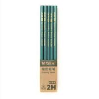 晨光文具2H木杆六角铅笔/绘图铅笔 10支装AWP357X4